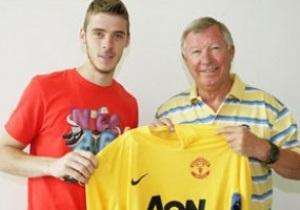 Официально. Манчестер Юнайтед подписал вратаря молодежной сборной Испании