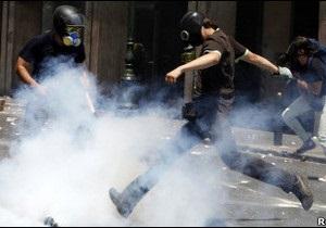 У Греції спалахнули масові заворушення