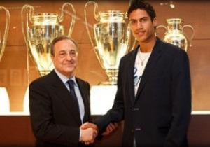 Реал подписал шестилетний контракт с французским вундеркиндом