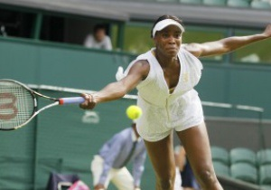 Wimbledon. Сестры Уильямс выбыли из борьбы, Шарапова прошла в четвертьфинал