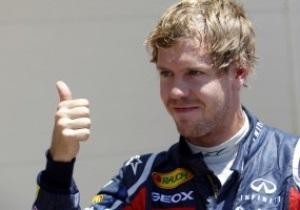 Гран-при Европы: Феттель одержал шестую победу в сезоне
