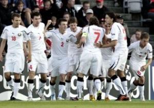 Беларусь выиграла бронзу молодежного Евро