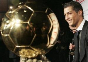 UEFA придумал замену Золотому мячу