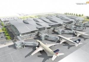 Евро-2012: Аэропорт во Вроцлаве достроят в декабре 2011-го