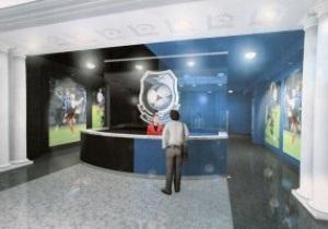 Фотогалерея: Вышка ждет. Черноморец представил новые рендеры строящегося стадиона