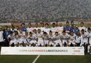 Сантос выиграл Кубок Либертадорес