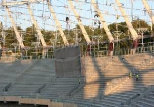 На НСК Олимпийский установили второе табло