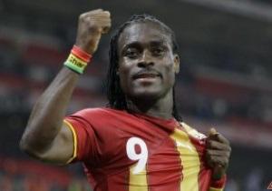 Днепр подписал звезду сборной Ганы