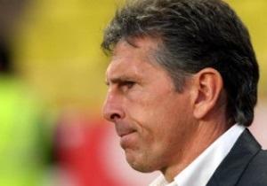 Лион уволил Пюэля с поста главного тренера
