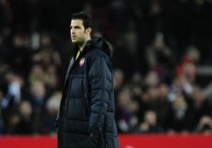 Арсенал офіційно підтвердив факт переговорів з Барселоною про Фабрегаса