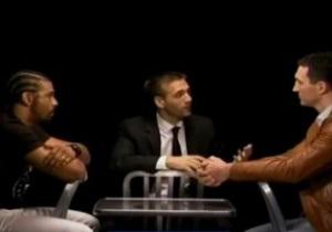 Лицом к лицу: Кличко и Хей в передаче канала HBO