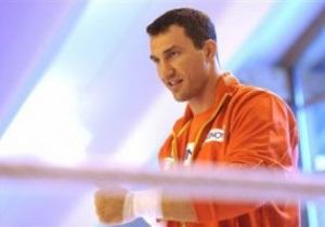 Тренер Кличко: Владимир должен выйти на ринг и выплеснуть всю агрессию на Хэя