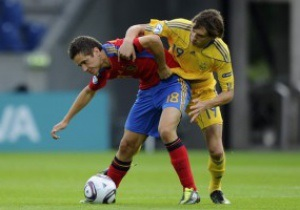 Украина бесславно завершила выступление на молодежном Евро