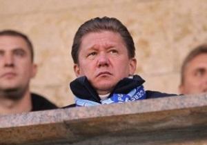 Глава Газпрома раскритиковал полицию за инцидент с Лазовичем: Не надо путать стадион с полигоном