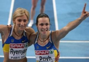 Быстрее, выше, сильнее: Украина завоевала пять золотых медалей на чемпионате Европы по легкой атлетике