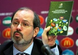 Оплата билетов Евро-2012 продлится еще полтора месяца