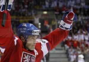 Легендарный чешский хоккеист ведет переговоры с Detroit Red Wings