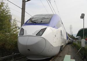 Первый скоростной поезд Hyundai появится в Украине в конце зимы 2012 года