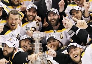 Boston Bruins стали обладателями Кубка Стэнли