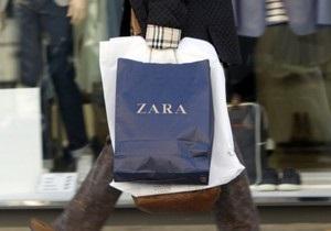 Чистая прибыль крупнейшего в мире продавца одежды увеличилась на 10%