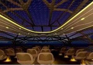 Airbus презентував літак майбутнього