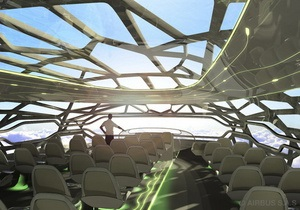 Фотогалерея: Наедине с небом. Прозрачные самолеты будущего