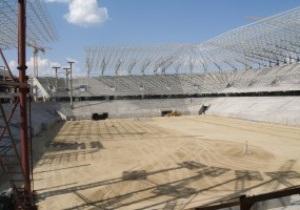 Крыша львовского стадиона будет готова к сентябрю