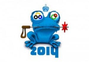 Жабу Зойча зарегистрировали вместе с другими символами Олимпиады-2014 в Сочи