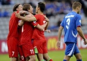 Евро-2011: Форвард Кривбасса приносит Беларуси победу