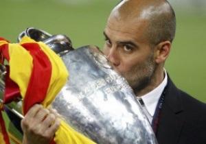 Гвардиола: Без меня игроки Барселоны добились бы таких же успехов, а я без них - нет