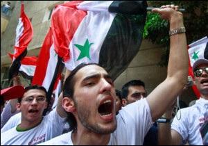 Проект резолюції ООН засуджує насильство у Сирії