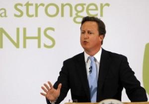 Прем єр-міністр Великобританії: Вибори президента FIFA були схожі на фарс