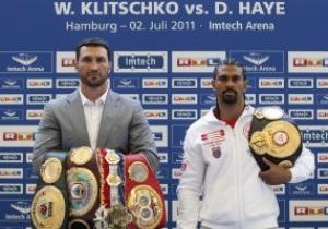 Владимир Кличко: Хочу нокаутировать Хэя в последнем раунде