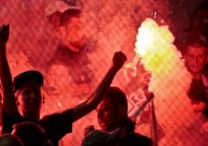 UEFA может наказать Румынию за баннер в поддержку Младича