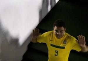 Сборная Бразилии обыграла Румынию в прощальном матче Роналдо