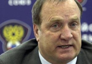 Экспериментальный состав сборной России не справился с камерунцами