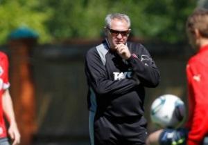 Экс-тренер Локомотива: Сейчас мне не хочется общаться и комментировать что-то