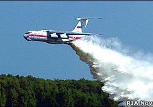 Збитки від пожежі в Удмуртії оцінили у 36 млн.$