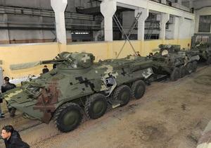 Таиланд решил заказать дополнительную партию украинских бронетранспортеров