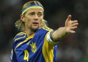 Тимощук: В Донецке и помимо матча с Францией дела есть