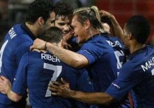 Стал известен состав сборной Франции на матч с Украиной
