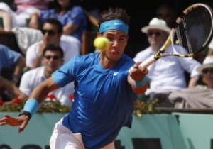 Надаль стал первым финалистом Roland Garros