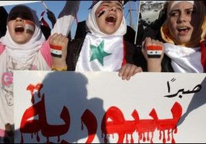 Клінтон: час президентства Асада завершується