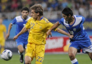 Игрок сборной Украины: Постараемся обыграть Францию