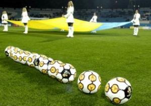 На матче Украина - Франция болельщики станут обладателями эксклюзивных мячей Евро-2012