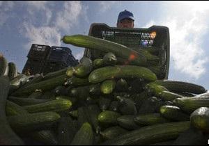 Росія заборонила всі свіжі овочі з ЄС