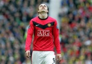 Бербатов: Я остаюсь в Манчестер Юнайтед
