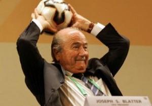 Блаттер переизбран главой FIFA