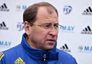 Яковенко обнародовал заявку молодежной сборной на Евро-2011