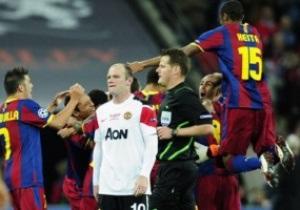 Руни: Нам нужно прибавить, чтобы встать вровень с Барселоной